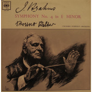 Columbia Symphony Orchestra, Bruno Walter - Brahms - Symphony No.4 in Em Opus 98