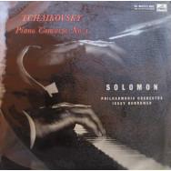 Solomon, Philharmonia Orchestra, Issay Dobrowen - Tchaikovsky Piano Concerto No.1
