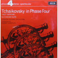 London Festival Orchestra, Robert Sharples - Tchaikovsky - 1812 Overture, Opus 49 / The Nutcracker Suite, Opus 71a