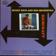 Buddy Rich & His Orchestra - Richcraft