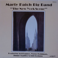 Marty Paich Big Band - The New York Scene (Art Pepper, Victor Feldman, Jimmy Guiffre & Bill Perkins)
