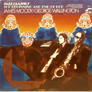 Various Artists - James Moody / George Wallington, The Beginning & End of Bop