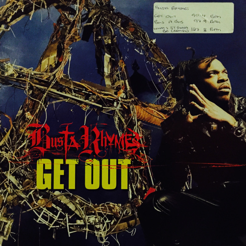 Busta Rhymes - Get Out