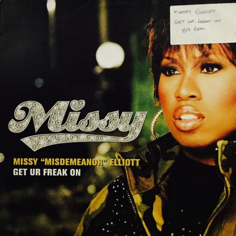 """Missy """"Misdemeanor"""" Elliott - Get Ur Freak On"""