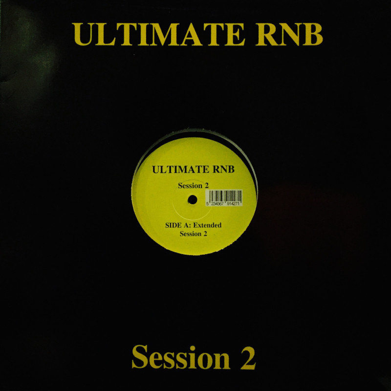 Various - Ultimated rnb session 2