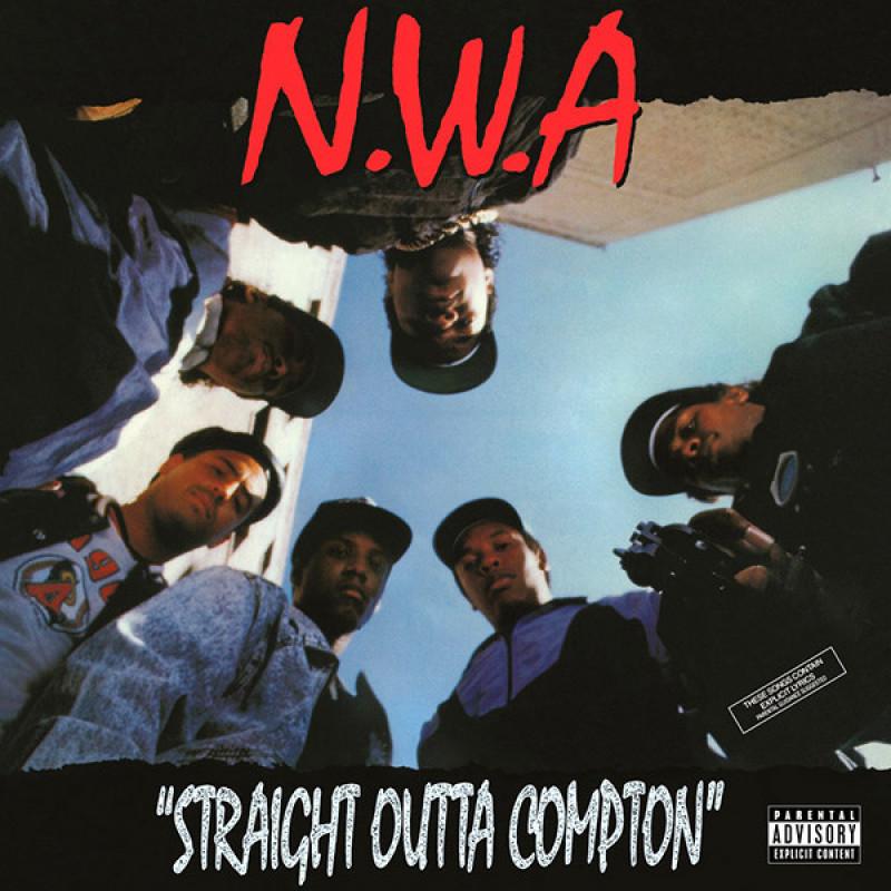 N.W.A – Straight Outta Compton