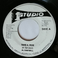 Al Campbell ‎– Take A. Ride