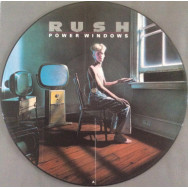 Rush ‎– Power Windows