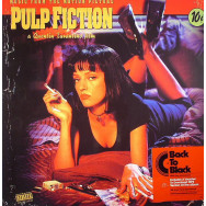 Various ‎– Pulp Fiction (Music From The Motion Picture)